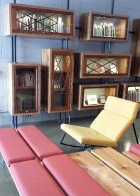 Robert E. Seydel reading room